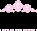 おしゃれなフレーム ピンク