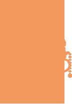 シャンデリア オレンジ