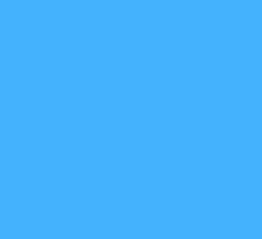 ハートの馬車 ブルー