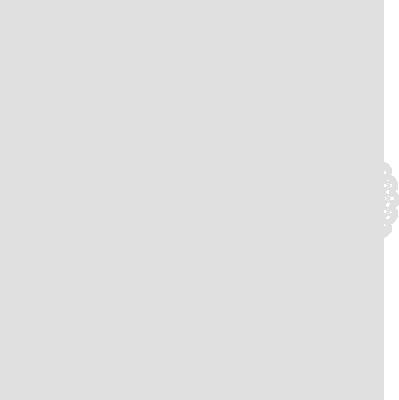 お洒落な花柄の円形レース ダーク